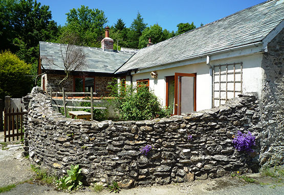 Garden Cottage, Holiday Cottage in Exmoor National Park, North Devon