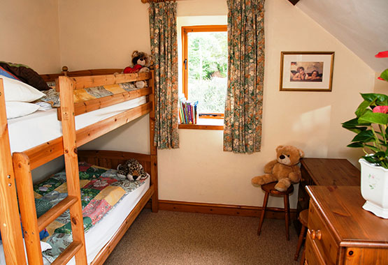 The Gatehouse Holiday Cottage in Exmoor National Park, North Devon