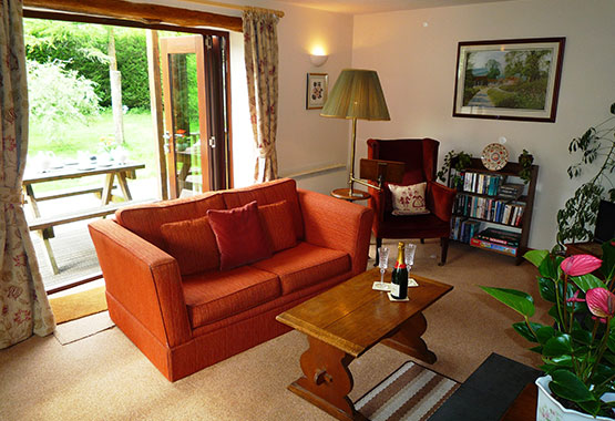 Wisteria Cottage, Holiday Cottage in Exmoor National Park, North Devon