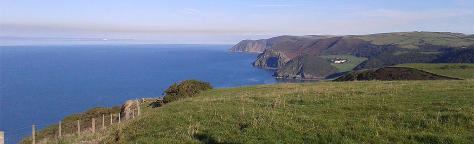 Exmoor National Park, North Devon, a Guide for Visitors