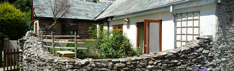 Book Garden Cottage at Exmoor Cottage Holidays